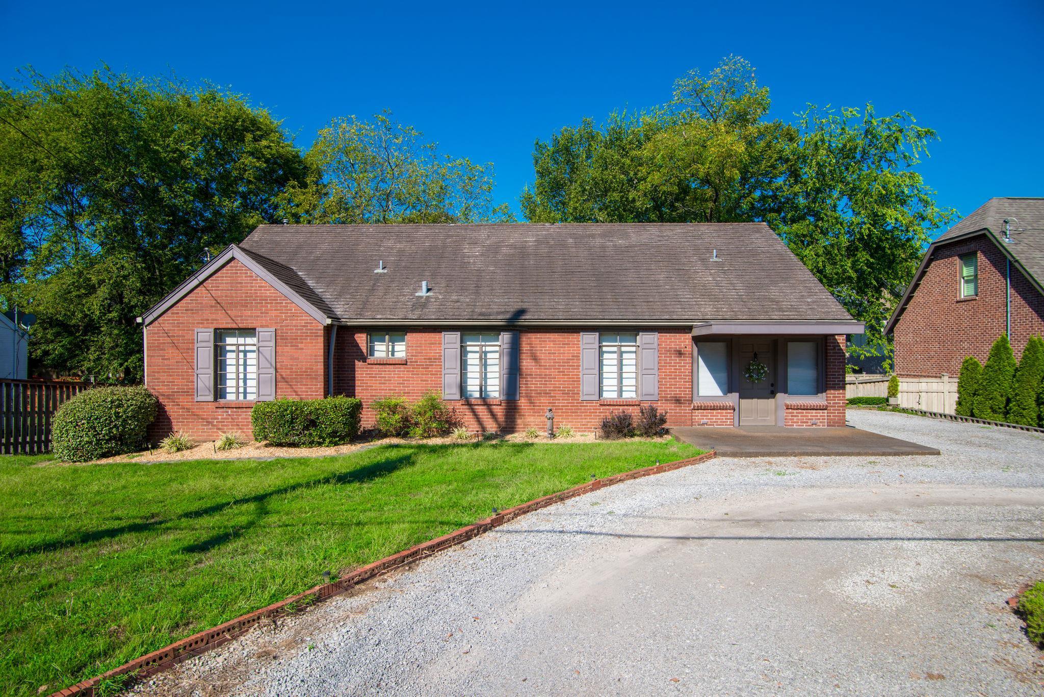 Nashville - Green Hills Homes for Sale -  Single Story,  613 Estes Road