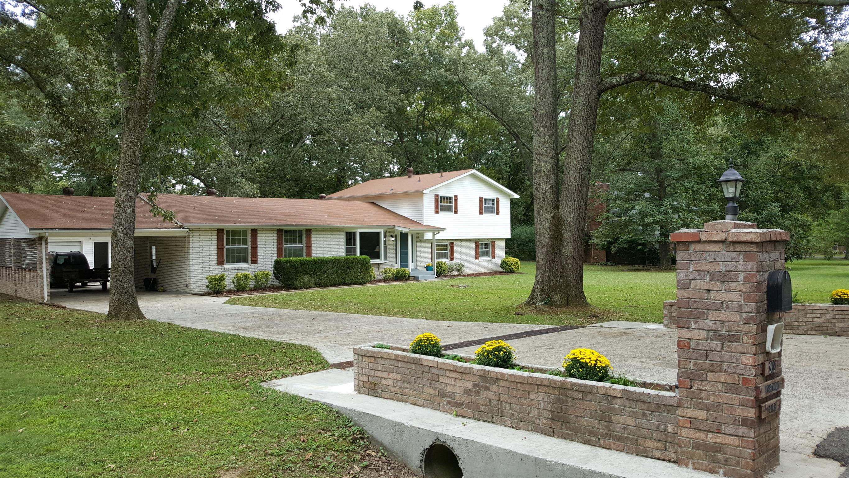 202 Westwood Dr, Tullahoma, Tennessee