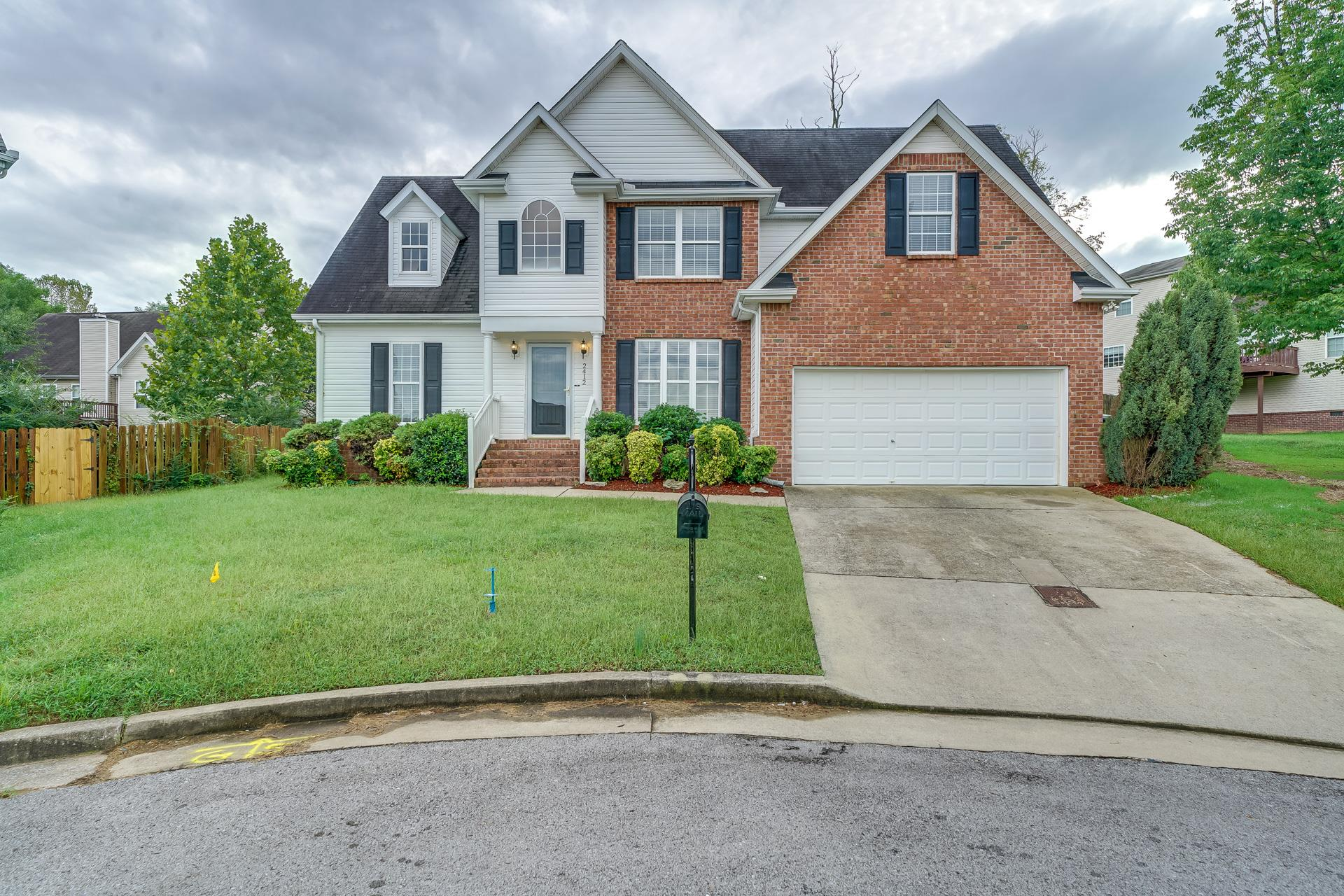 2412 Leafhollow Path Antioch, TN 37013