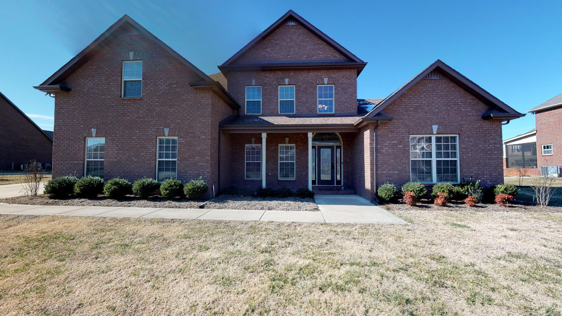 3152 Carrie Taylor Cir, Fort Campbell, Tennessee