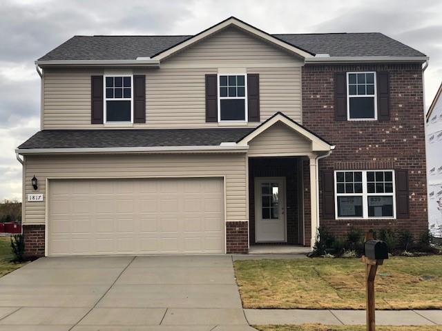 1817 Radnor Road Lot 839, Lebanon in Wilson County County, TN 37087 Home for Sale