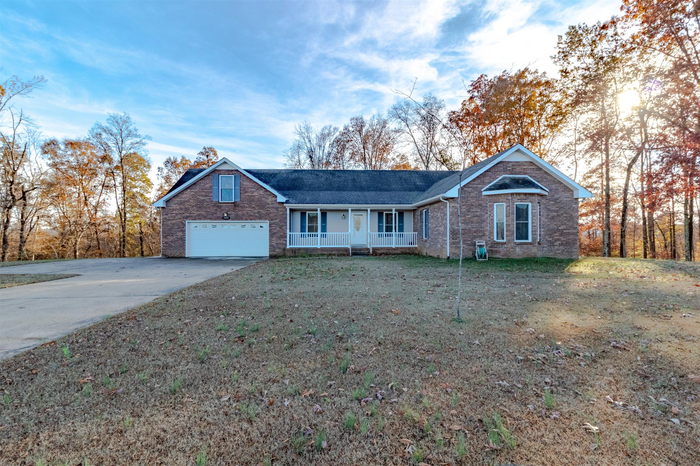 3450 York Landing Rd, Fort Campbell in Montgomery County County, TN 37191 Home for Sale