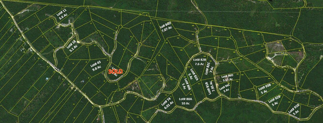 0 Rolling Hills Rd Lobelville, TN 37097