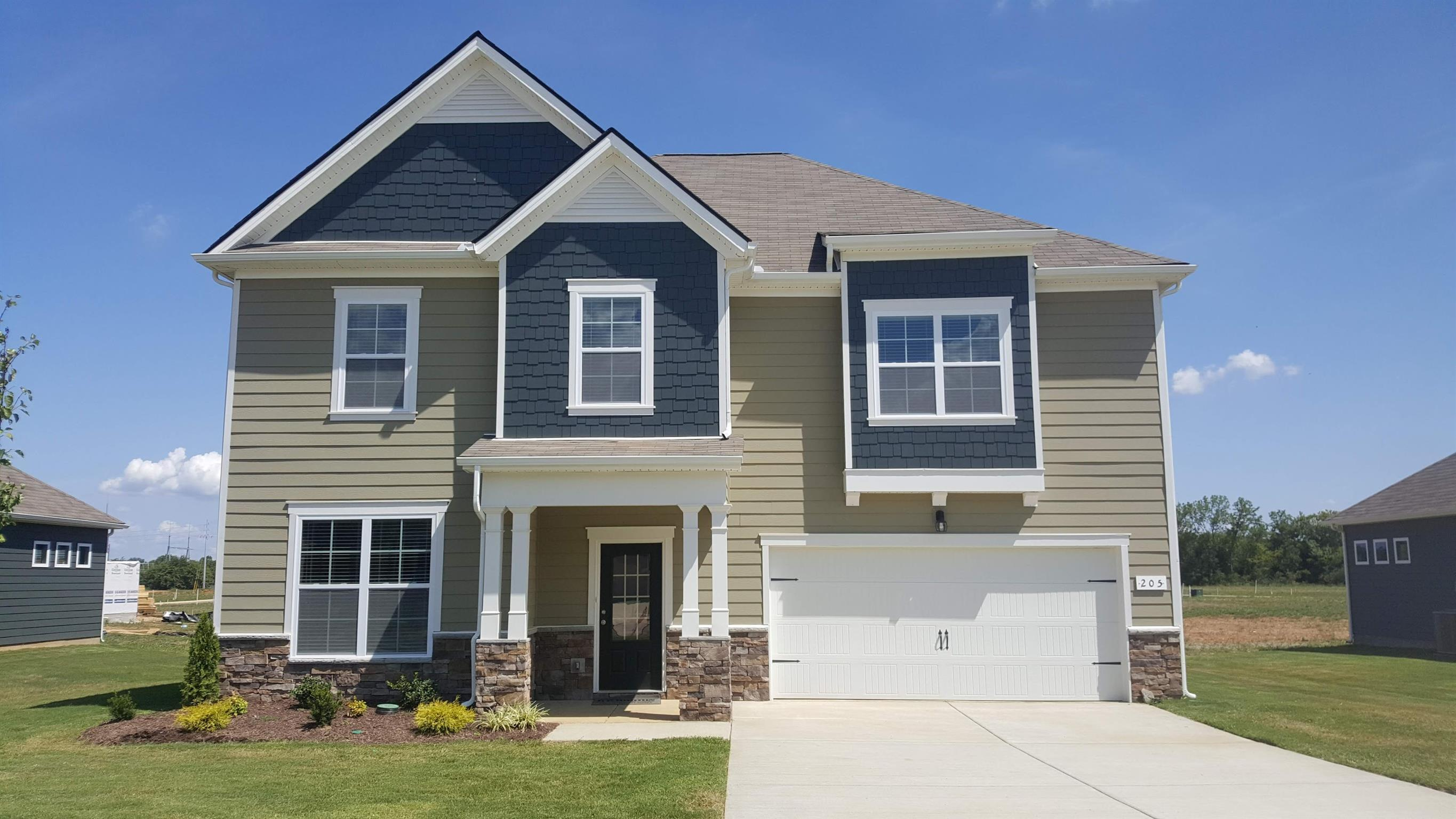 205 Princeton Drive Lot 46, Lebanon in Wilson County County, TN 37087 Home for Sale