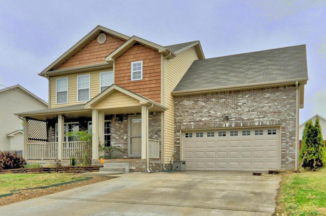 971 SILTY DRIVE, Fort Campbell in Montgomery County County, TN 37042 Home for Sale