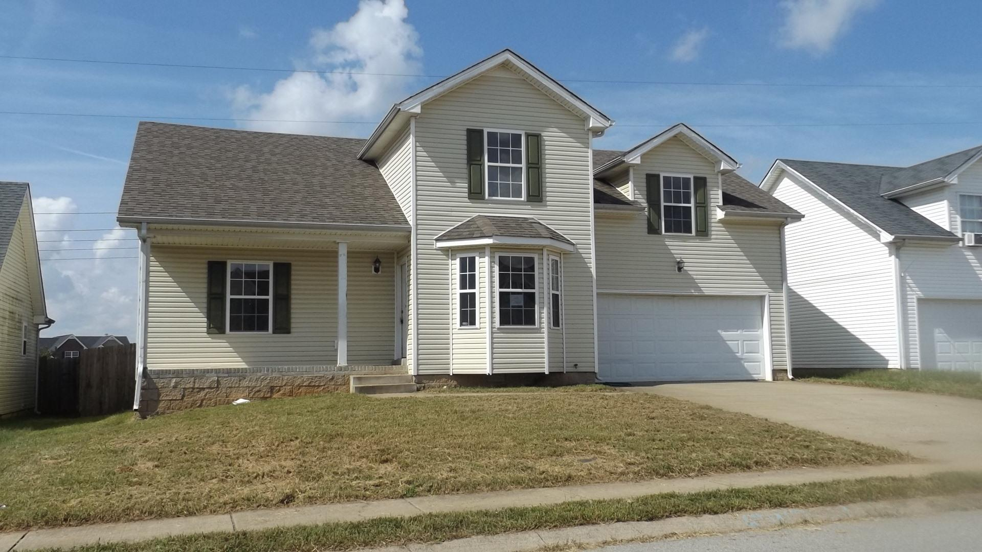 1044 Cindy Jo Ct, Fort Campbell in Montgomery County County, TN 37040 Home for Sale