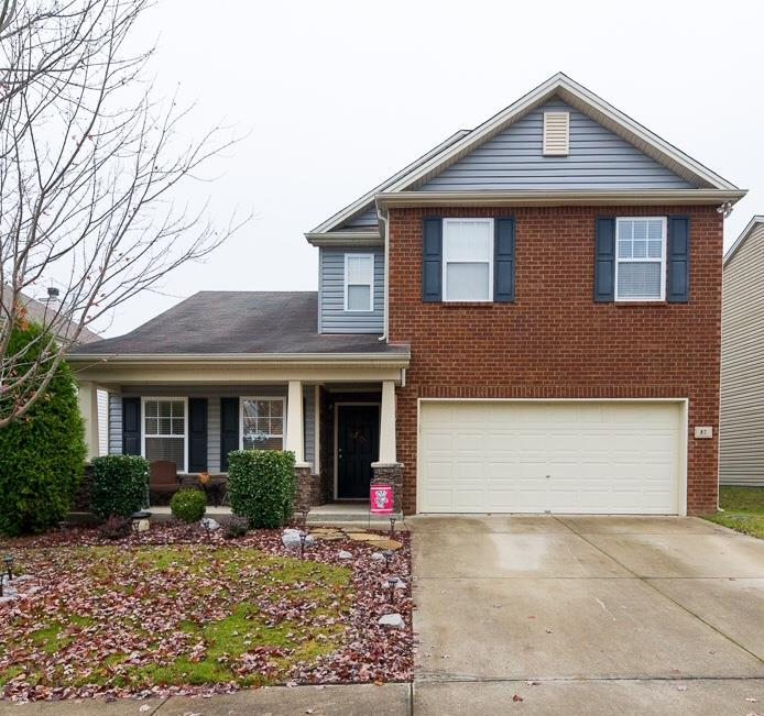87 Scotts Dr, Lebanon in Wilson County County, TN 37087 Home for Sale