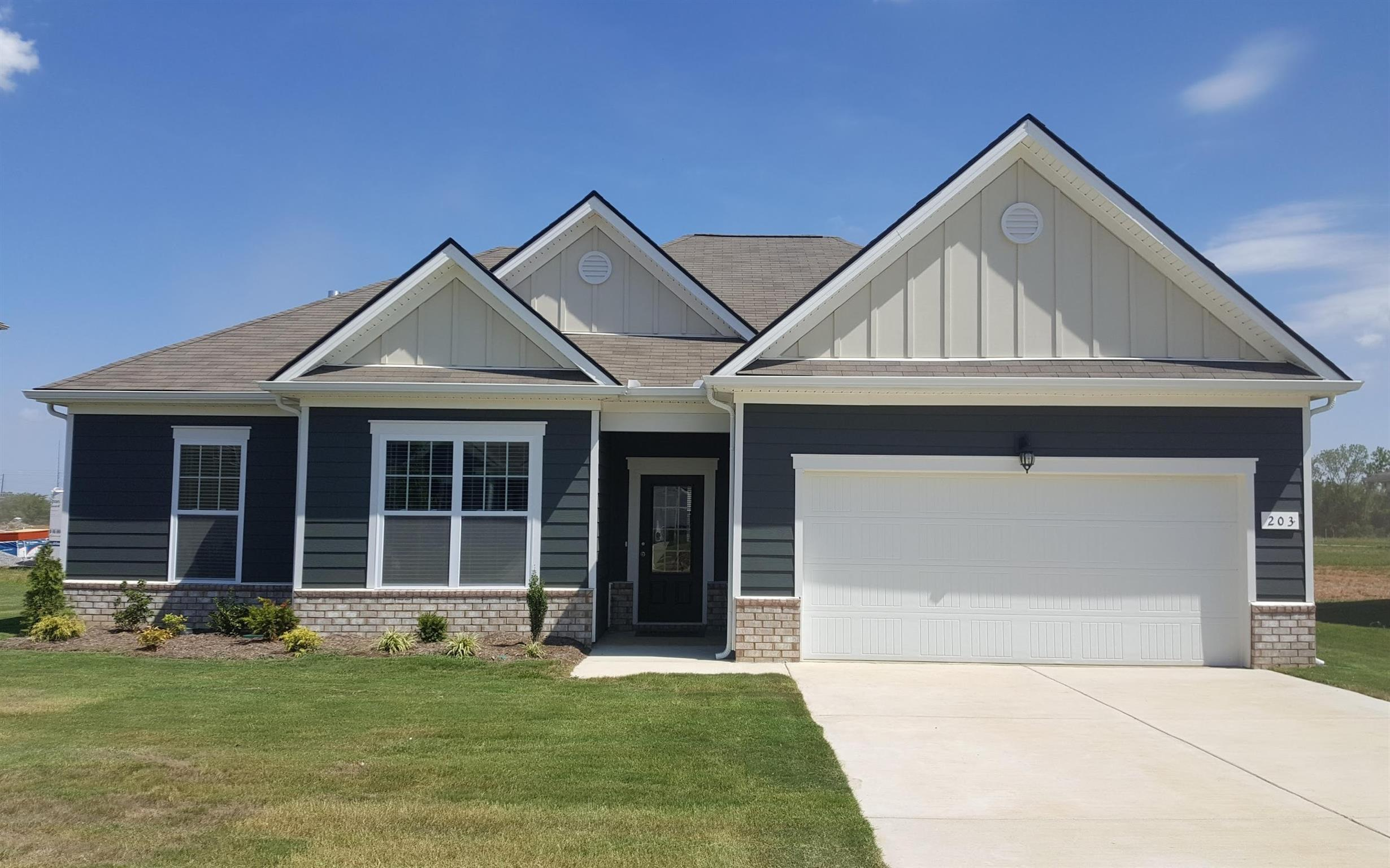 203 Princeton Drive Lot 47, Lebanon in Wilson County County, TN 37087 Home for Sale