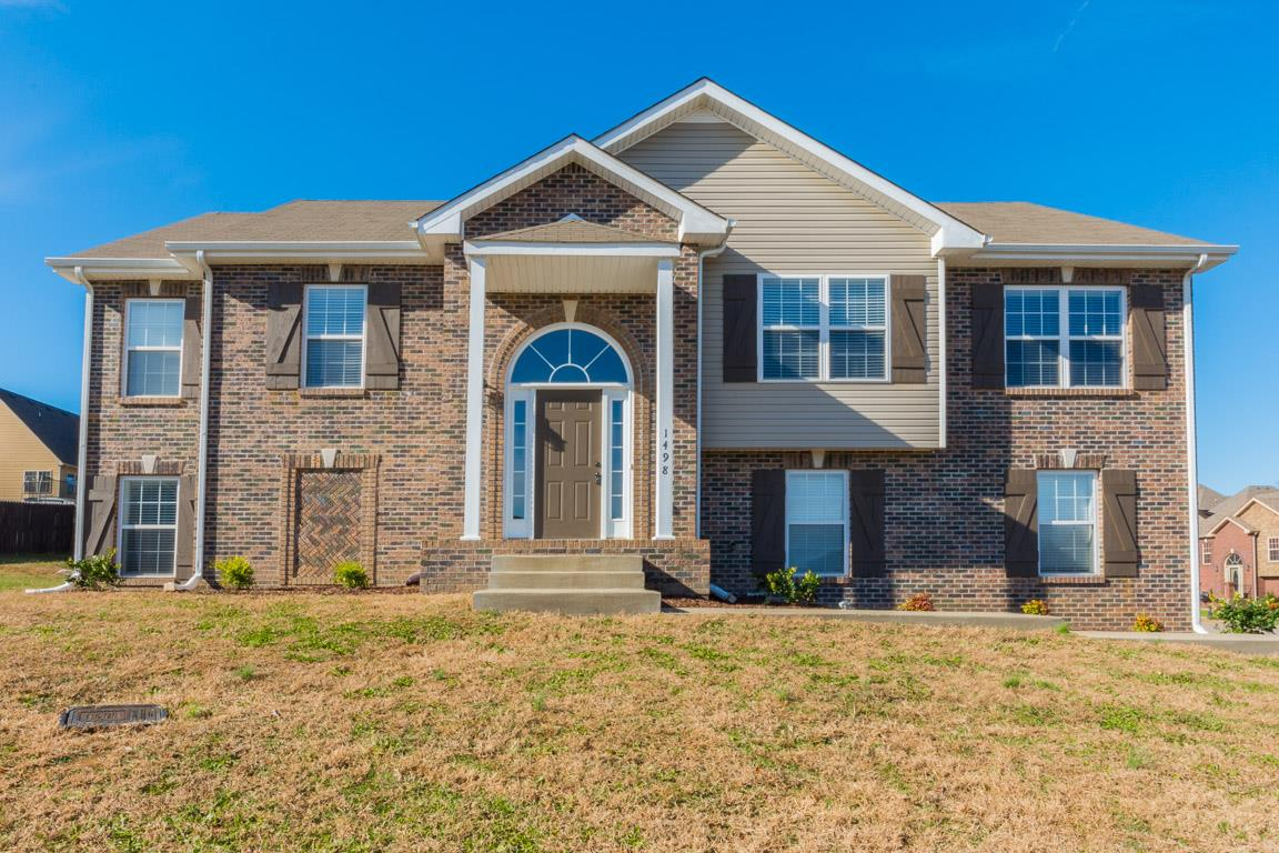 1498 Raven Rd, Fort Campbell in Montgomery County County, TN 37042 Home for Sale