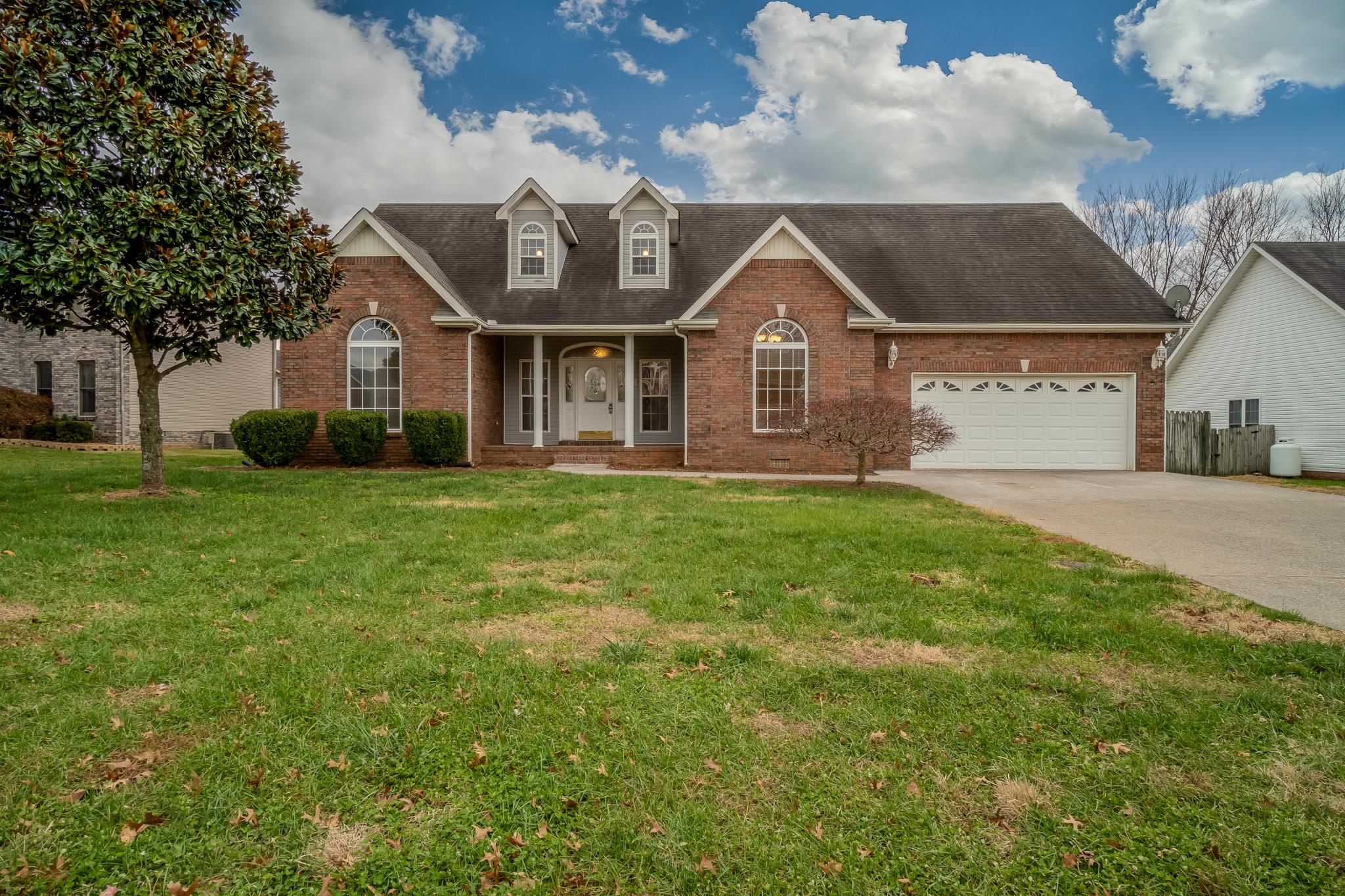 786 Parade Ct, Fort Campbell in Montgomery County County, TN 37040 Home for Sale
