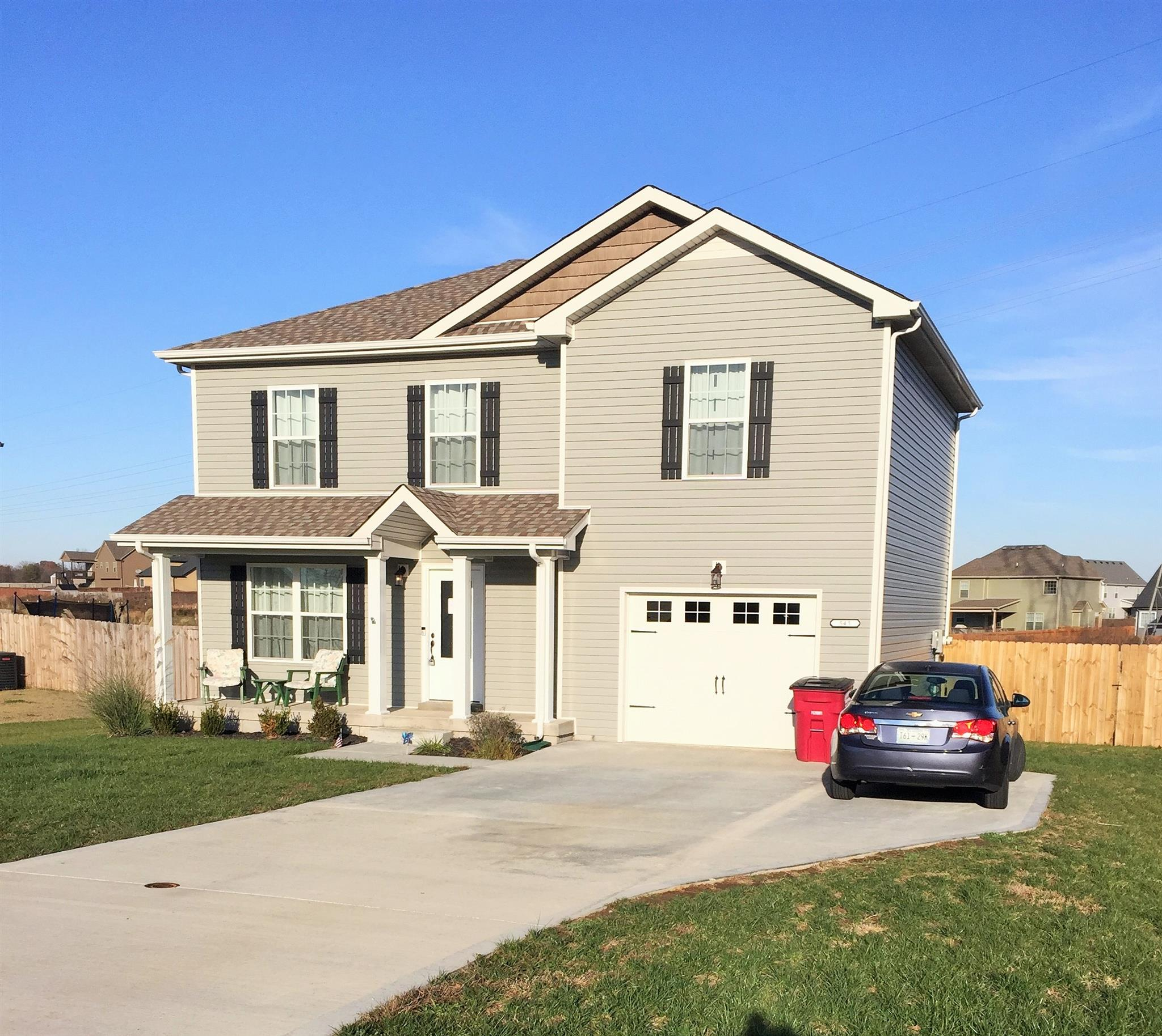 543 Tracy Ln, Fort Campbell, Tennessee