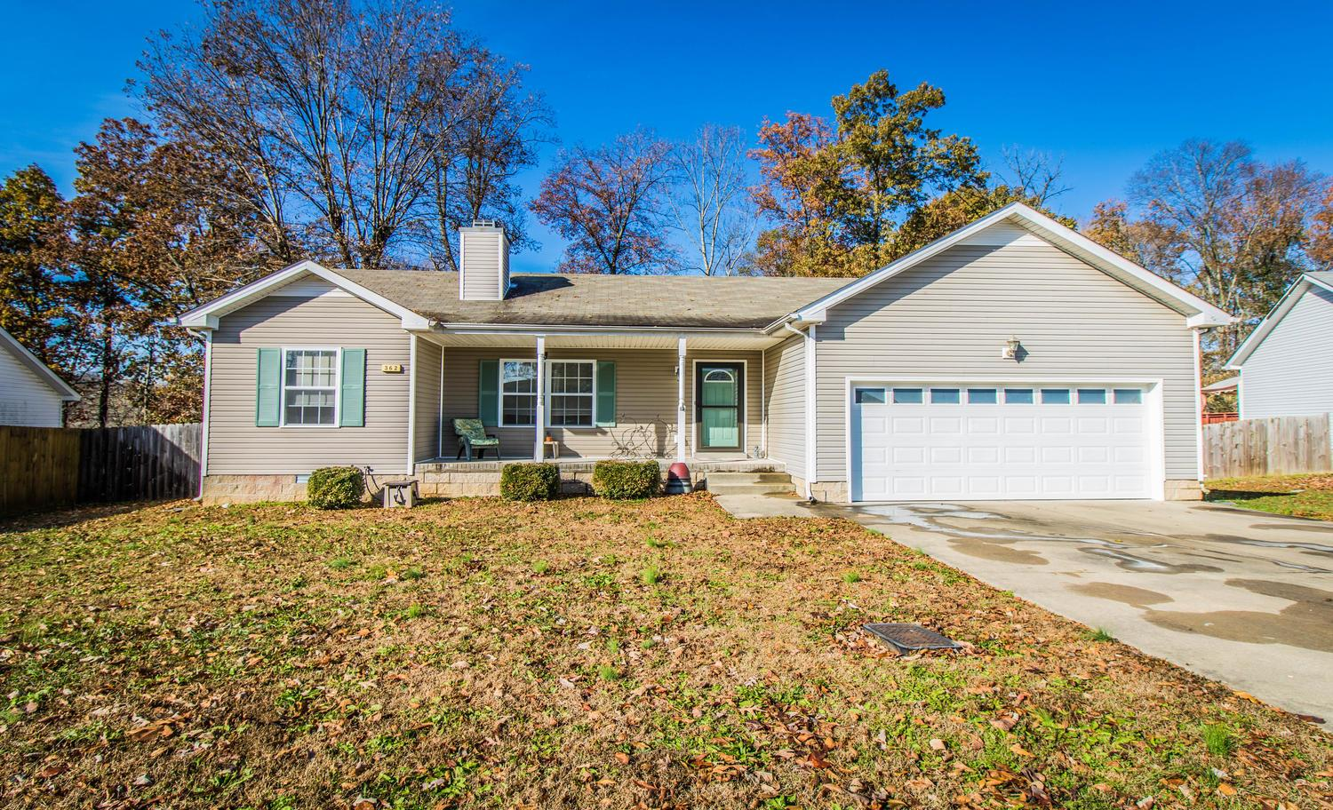 362 Andrew Drive, Fort Campbell in Montgomery County County, TN 37042 Home for Sale