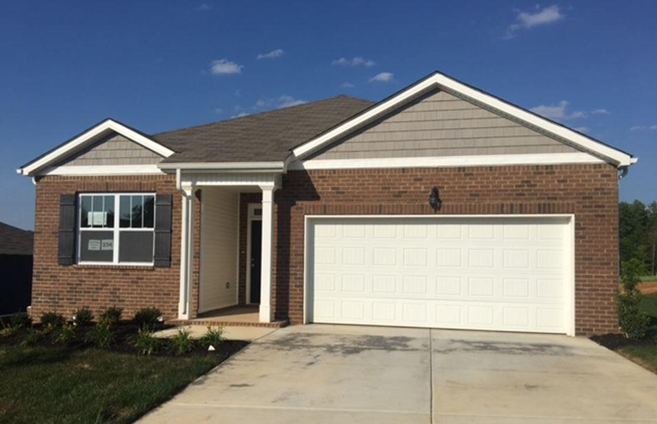 260 Autumn Terrace Ln- Lot 169, Fort Campbell in Montgomery County County, TN 37040 Home for Sale