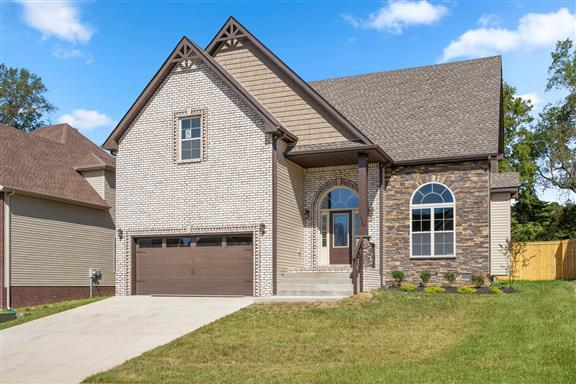 8 Locust Run, Clarksville in Montgomery County County, TN 37043 Home for Sale