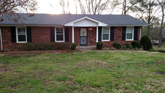 513 St Paul Dr, Hermitage, Tennessee