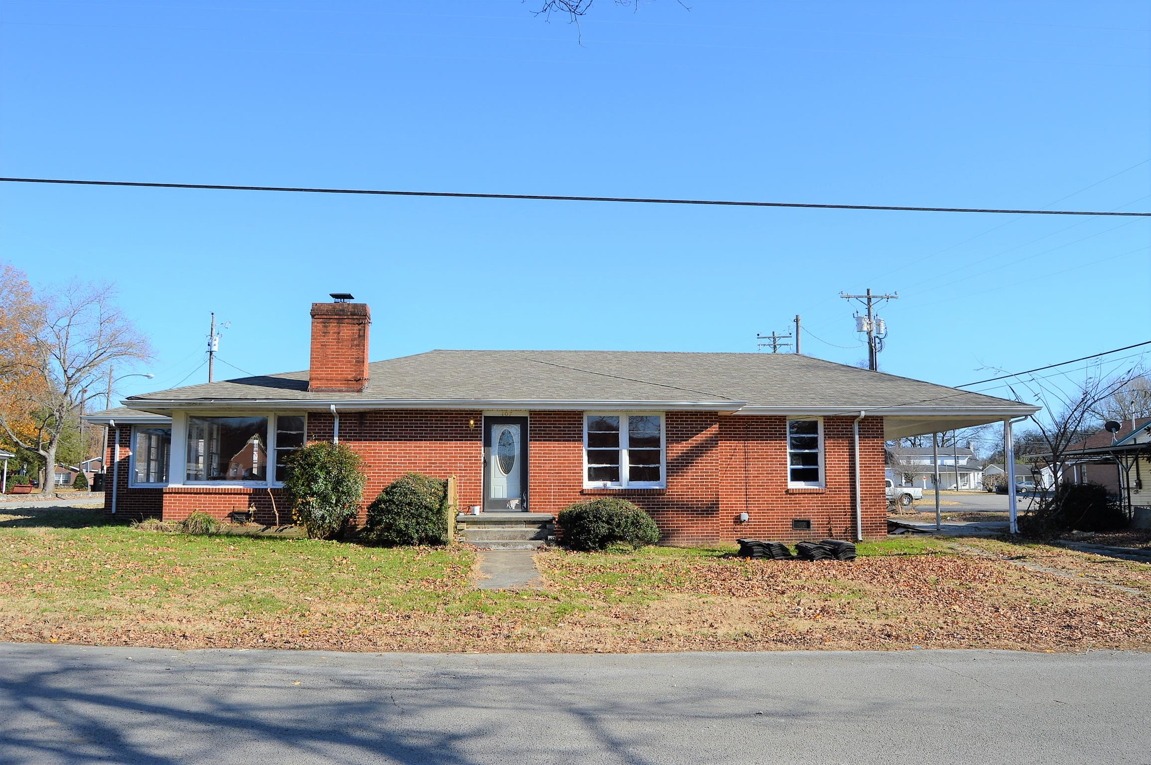 107 S Mulberry St Cornersville, TN 37047