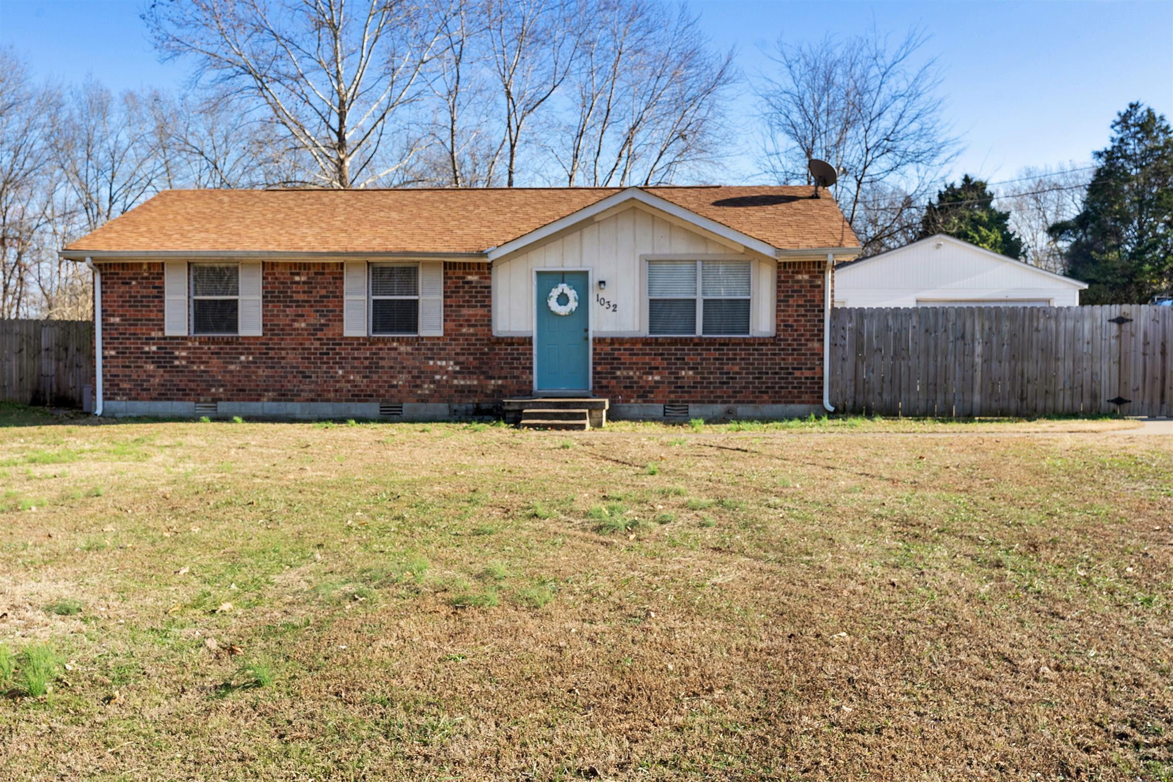 1032 Britton Springs Rd, Fort Campbell in Montgomery County County, TN 37042 Home for Sale