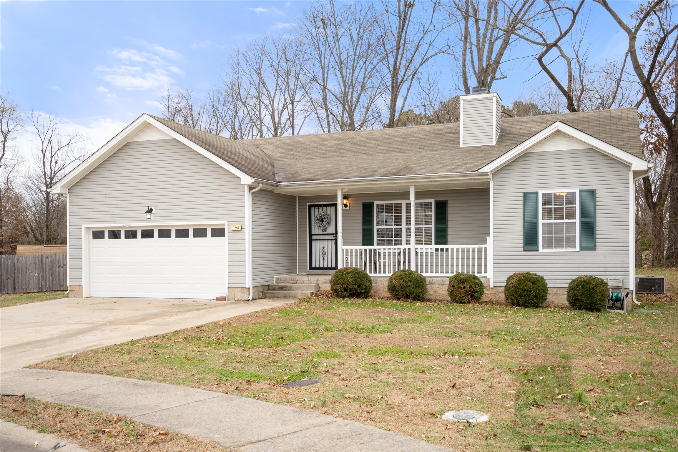 390 Paris Dr, Fort Campbell in Montgomery County County, TN 37042 Home for Sale