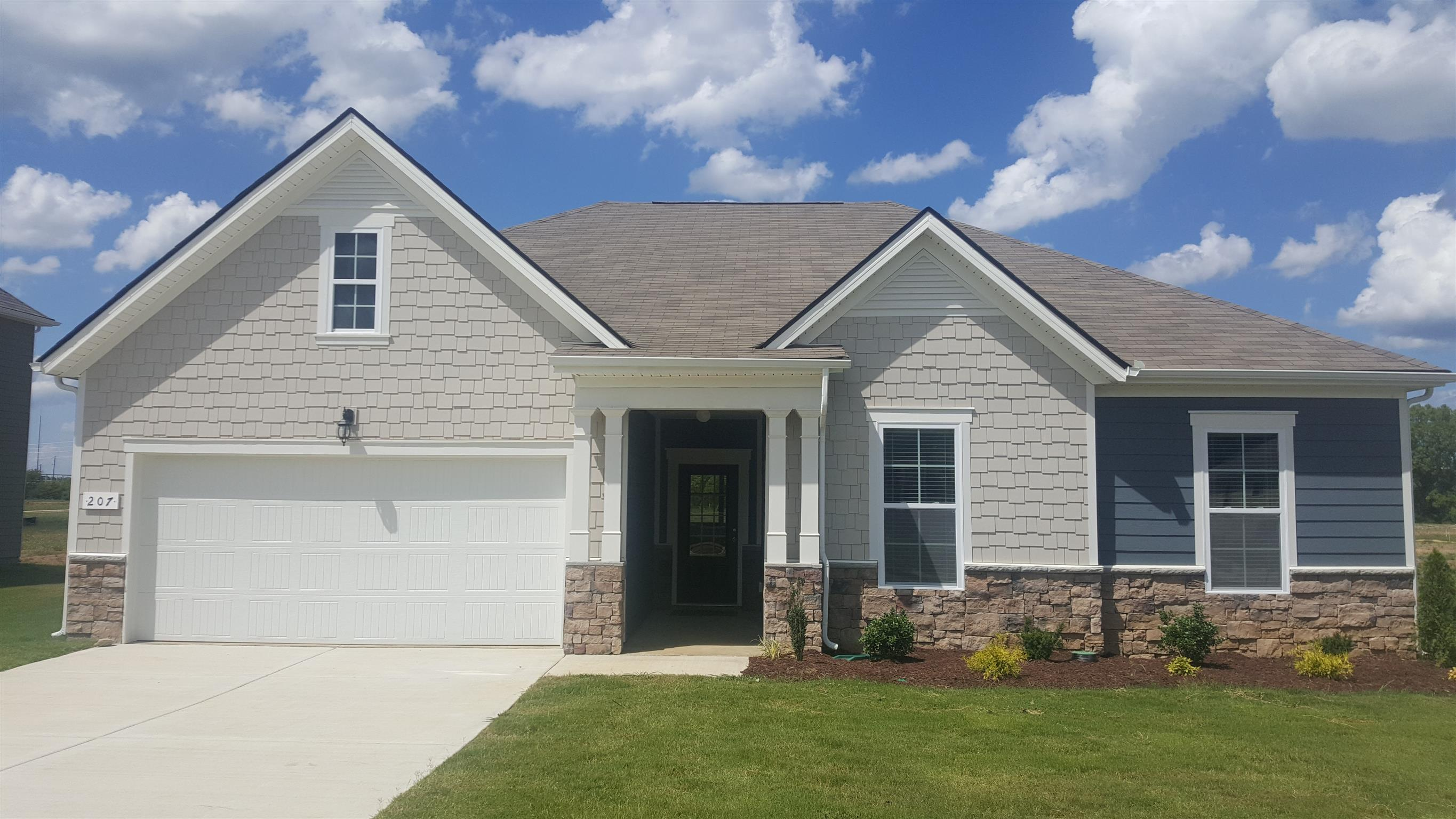 207 Princeton Drive Lot 45, Lebanon in Wilson County County, TN 37087 Home for Sale