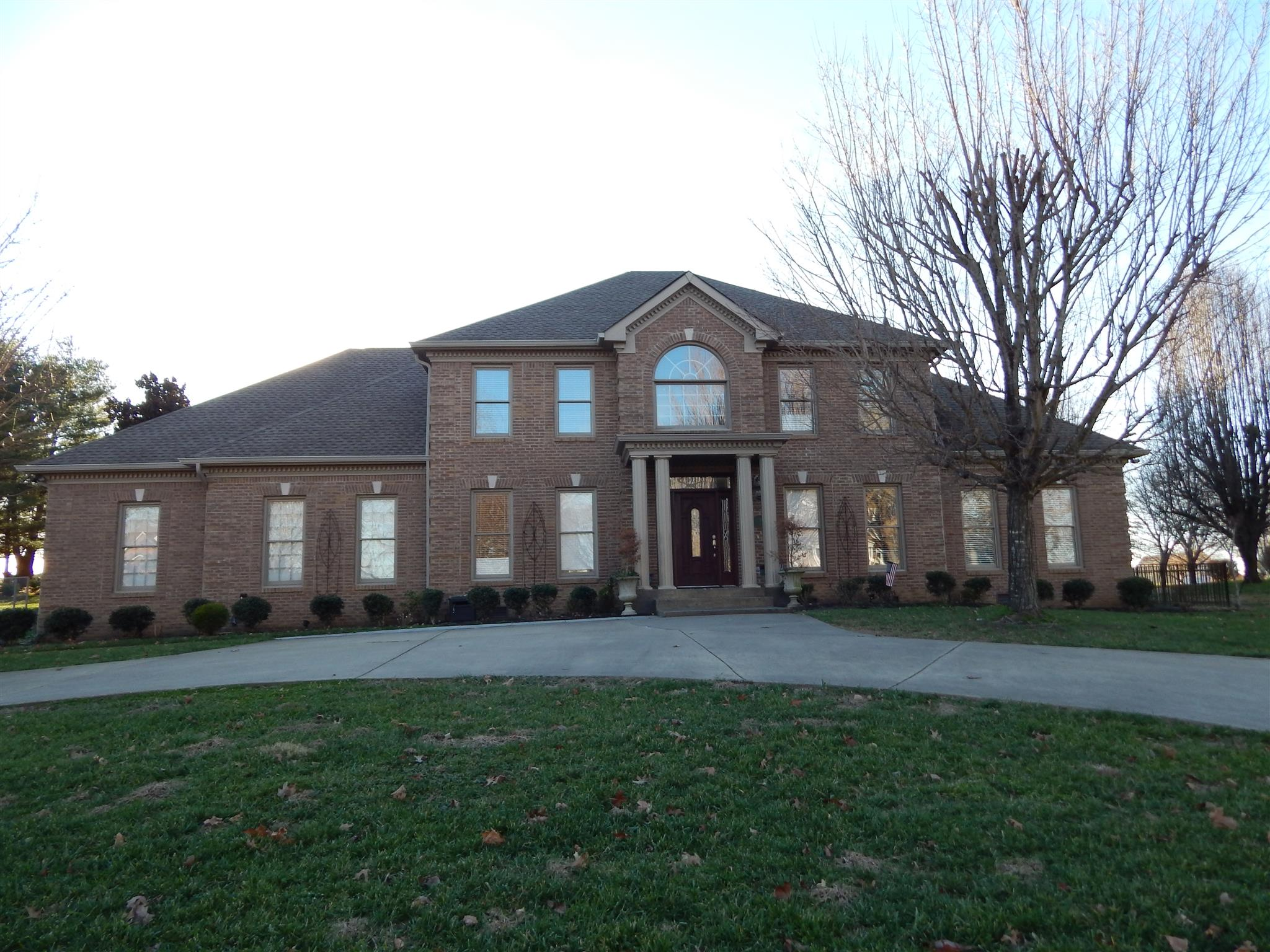 530 Pond Apple Rd, Clarksville in Montgomery County County, TN 37043 Home for Sale