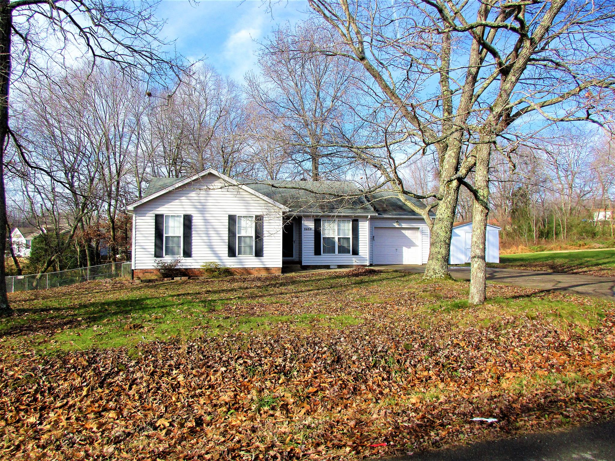 2804 Bethea St, Fort Campbell in Montgomery County County, TN 37191 Home for Sale