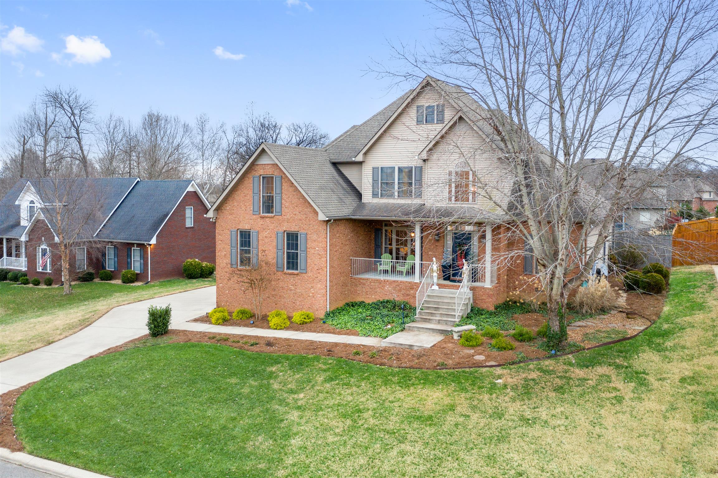 1141 Winding Creek Ct, Clarksville in Montgomery County County, TN 37043 Home for Sale