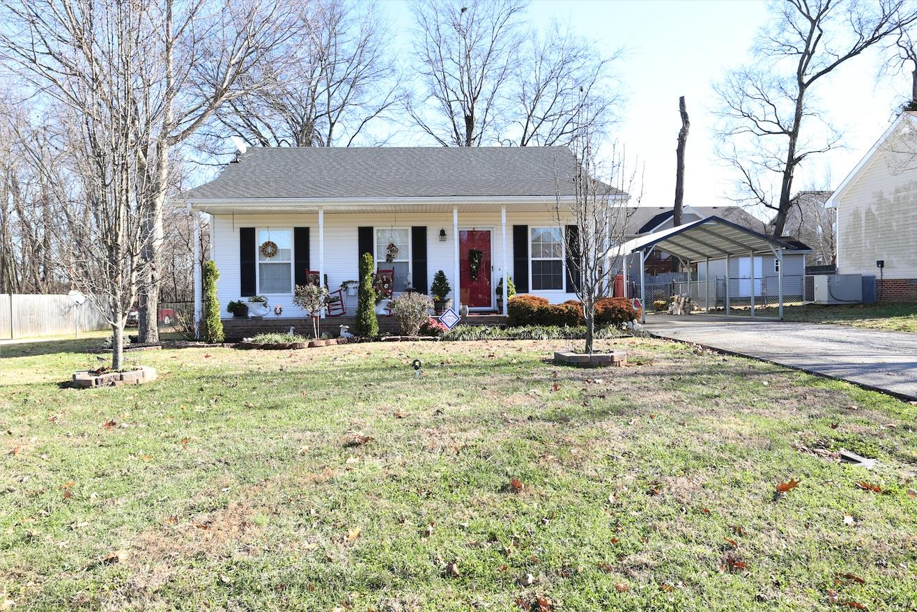 2829 Teakwood Drive, Clarksville in Montgomery County County, TN 37040 Home for Sale