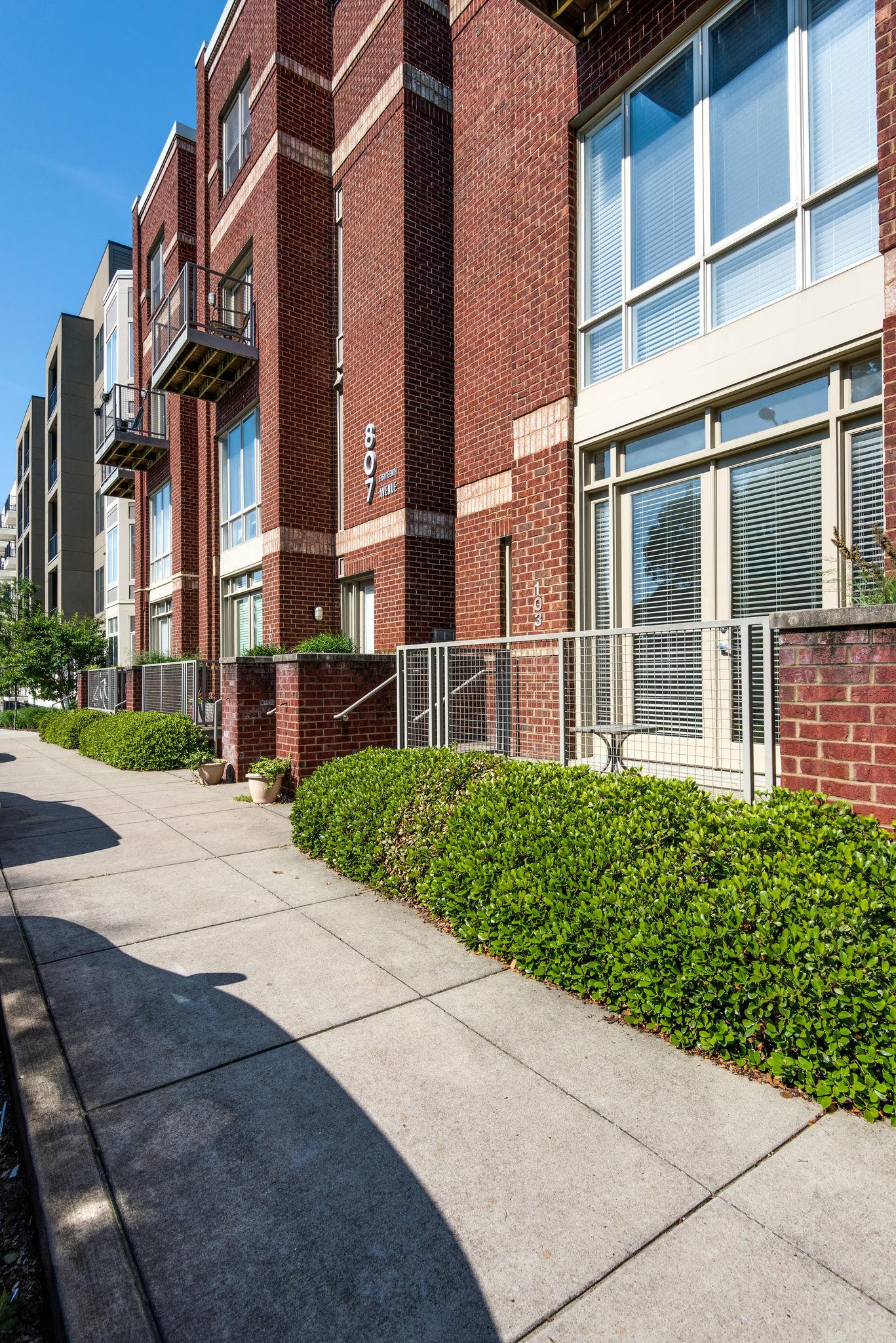 807 18Th Ave S Apt 311, Nashville - Midtown in Davidson County County, TN 37203 Home for Sale