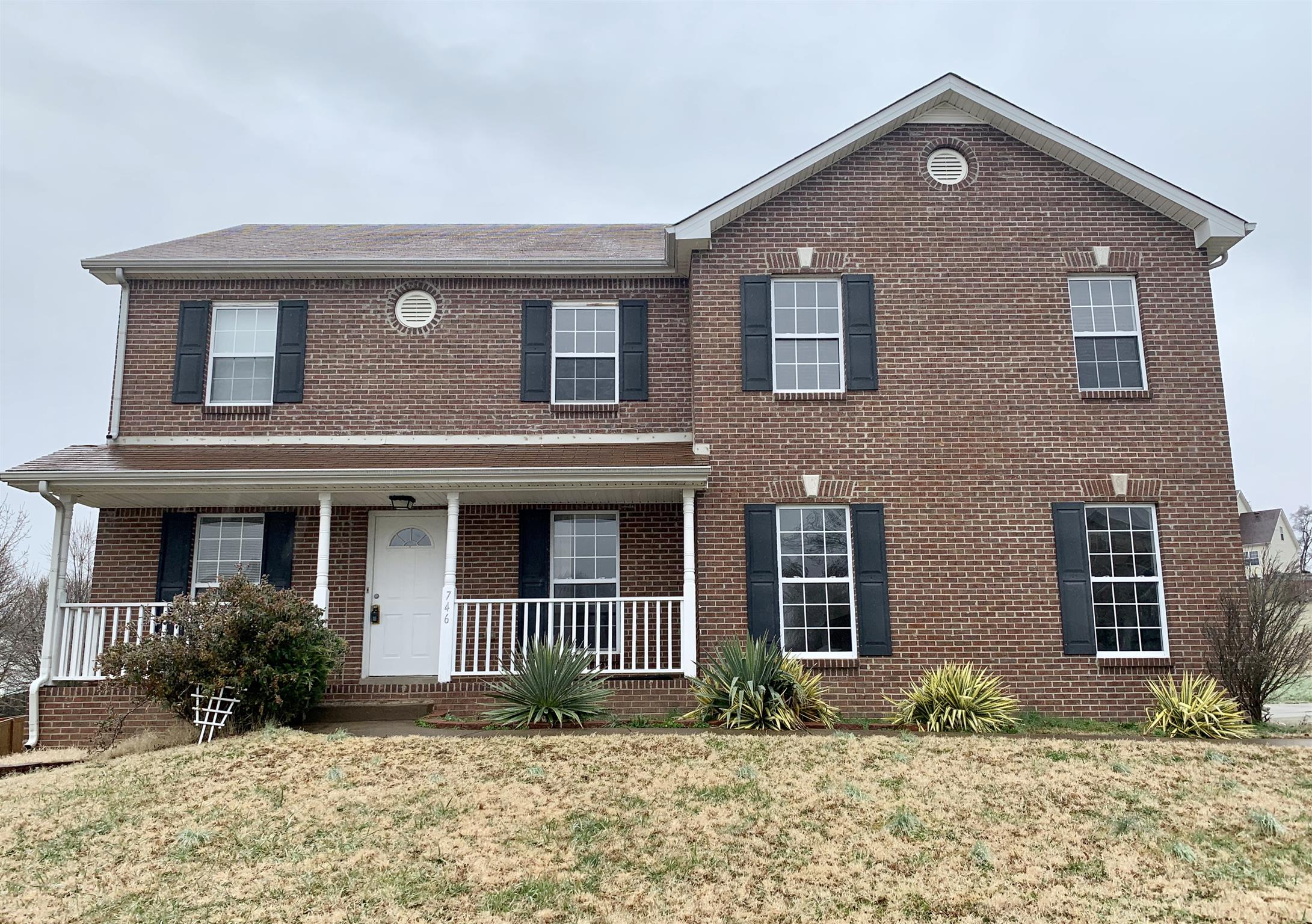 746 Cedar Grove Ct, Fort Campbell in Montgomery County County, TN 37040 Home for Sale
