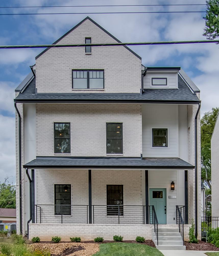 One of Nashville - Midtown 4 Bedroom Homes for Sale at 1813 Beech Avenue Unit 2