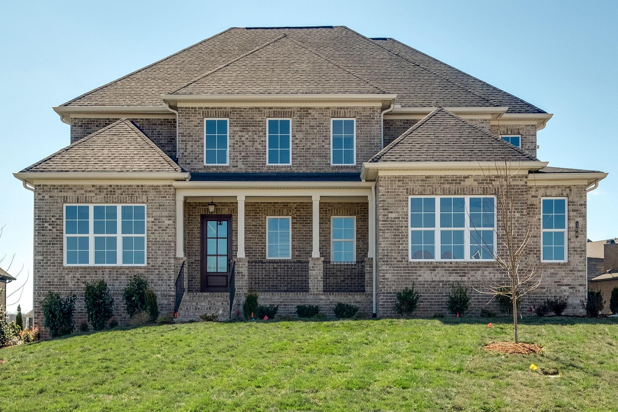 108 Watertown Dr., Lot 1012, Nolensville, Tennessee