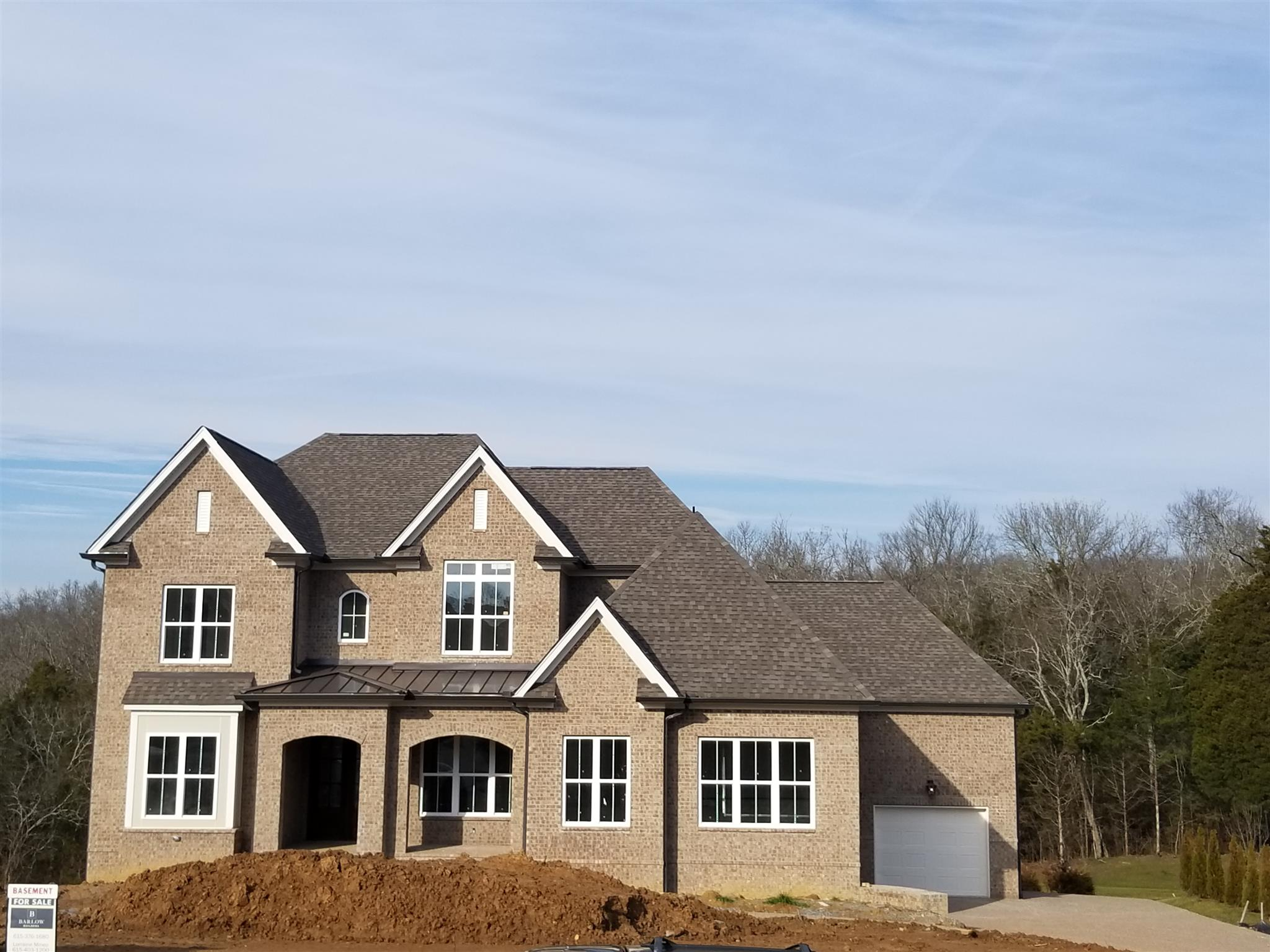 109 Watertown Dr., Lot 1009, Nolensville, Tennessee