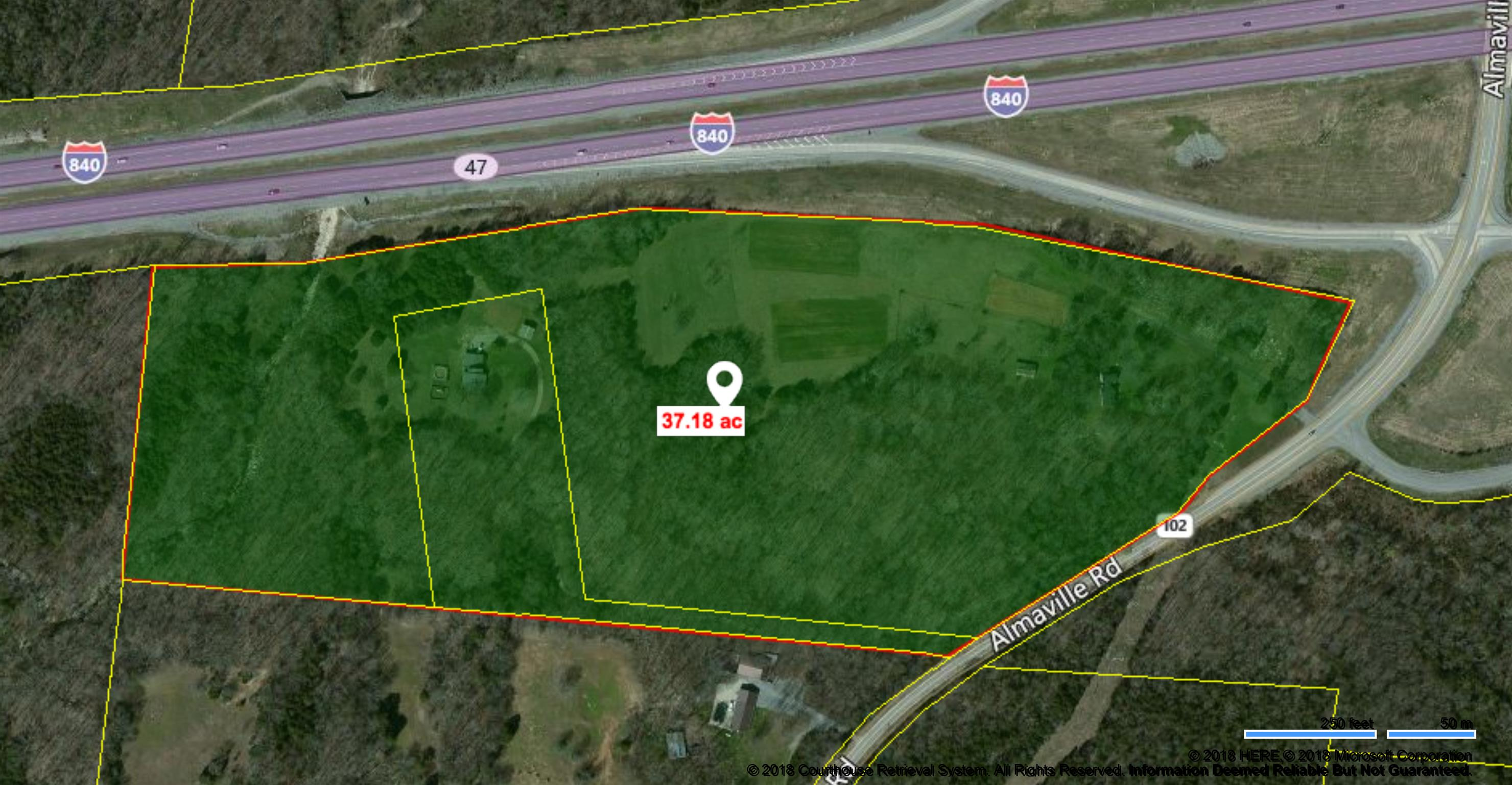 8470 Almaville Rd, Murfreesboro, Tennessee 0 Bedroom as one of Homes & Land Real Estate