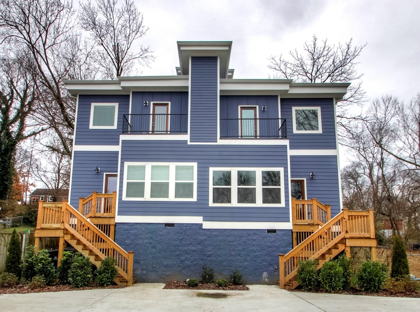 421B Moore Ave, Nashville - Midtown in Davidson County County, TN 37203 Home for Sale