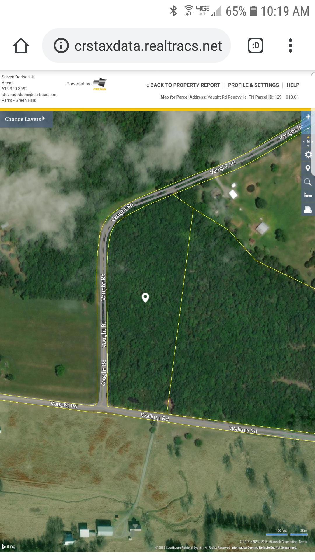 0 Vaught Rd Readyville, TN 37149
