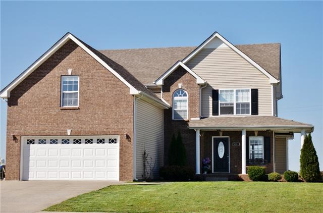 1281 Apple Blossom Rd, Clarksville, Tennessee
