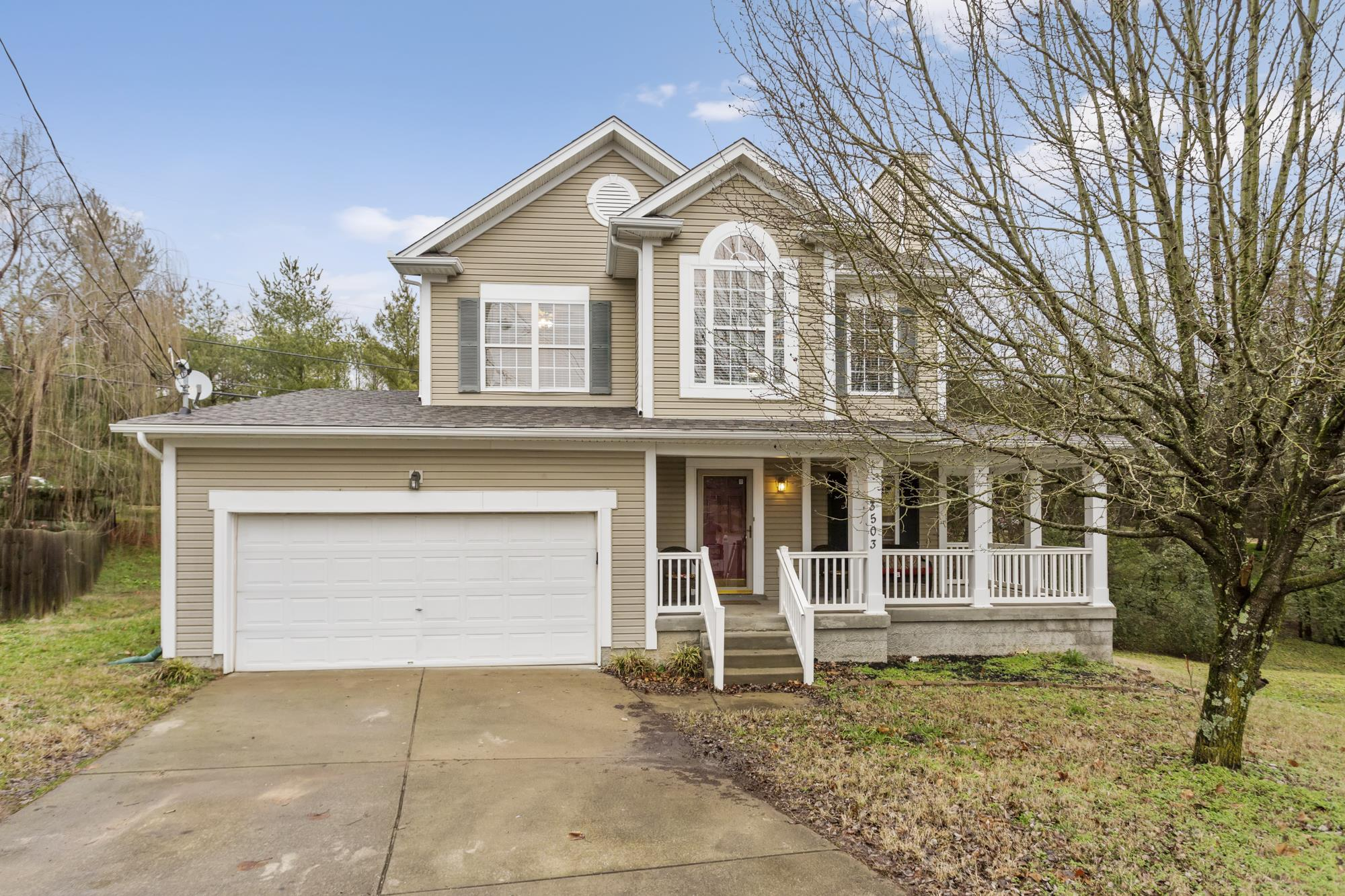 3503 Longhaven Xing, Nashville-Antioch in Davidson County County, TN 37013 Home for Sale