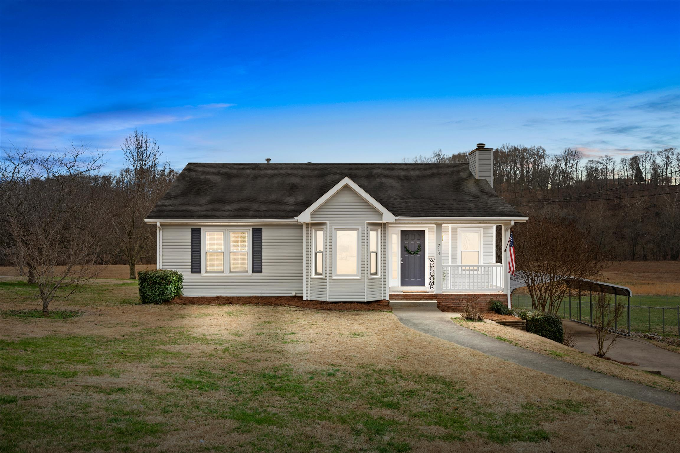 714 W Creek Drive, Fort Campbell, Tennessee