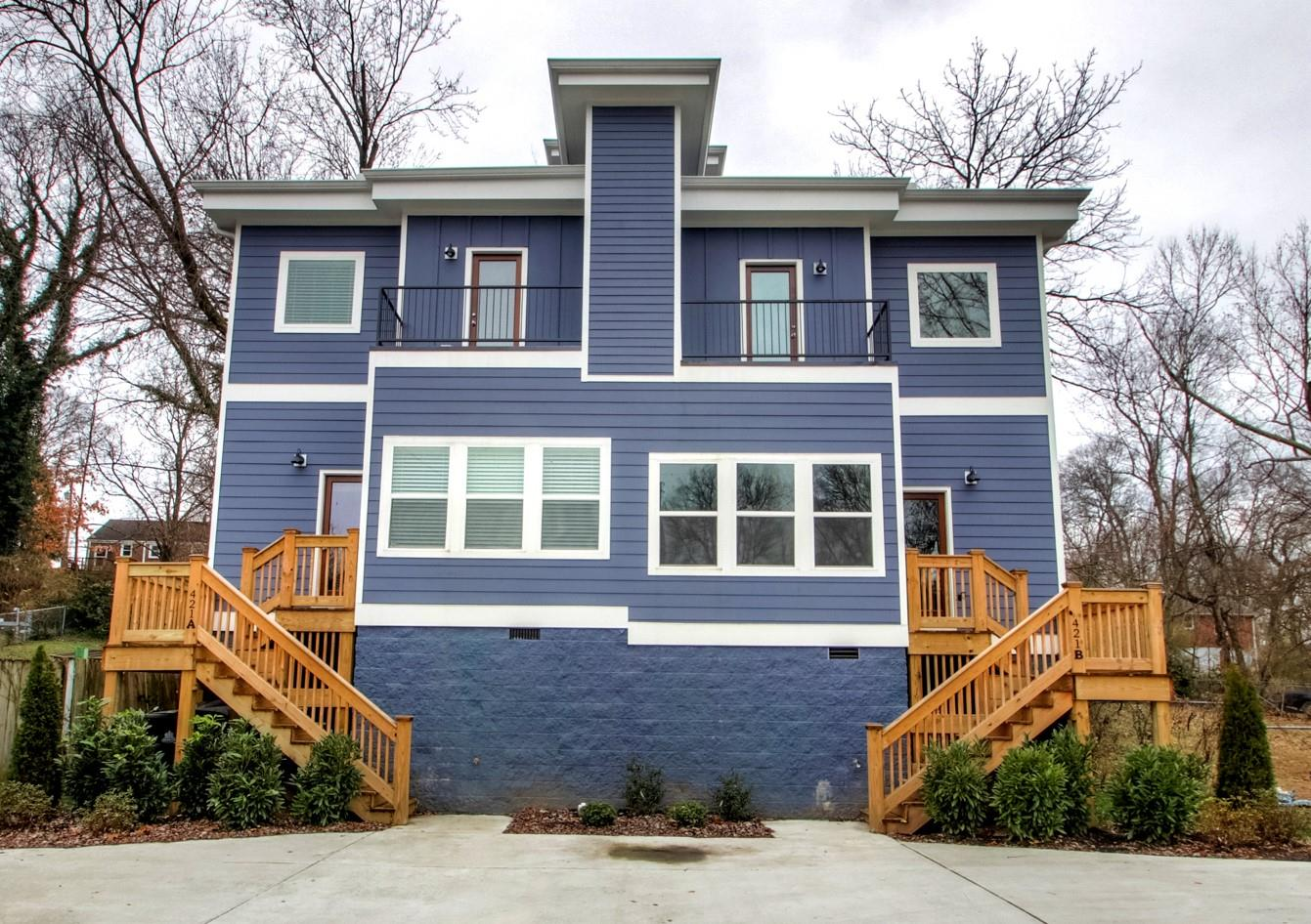 421A Moore Ave, Nashville - Midtown, Tennessee