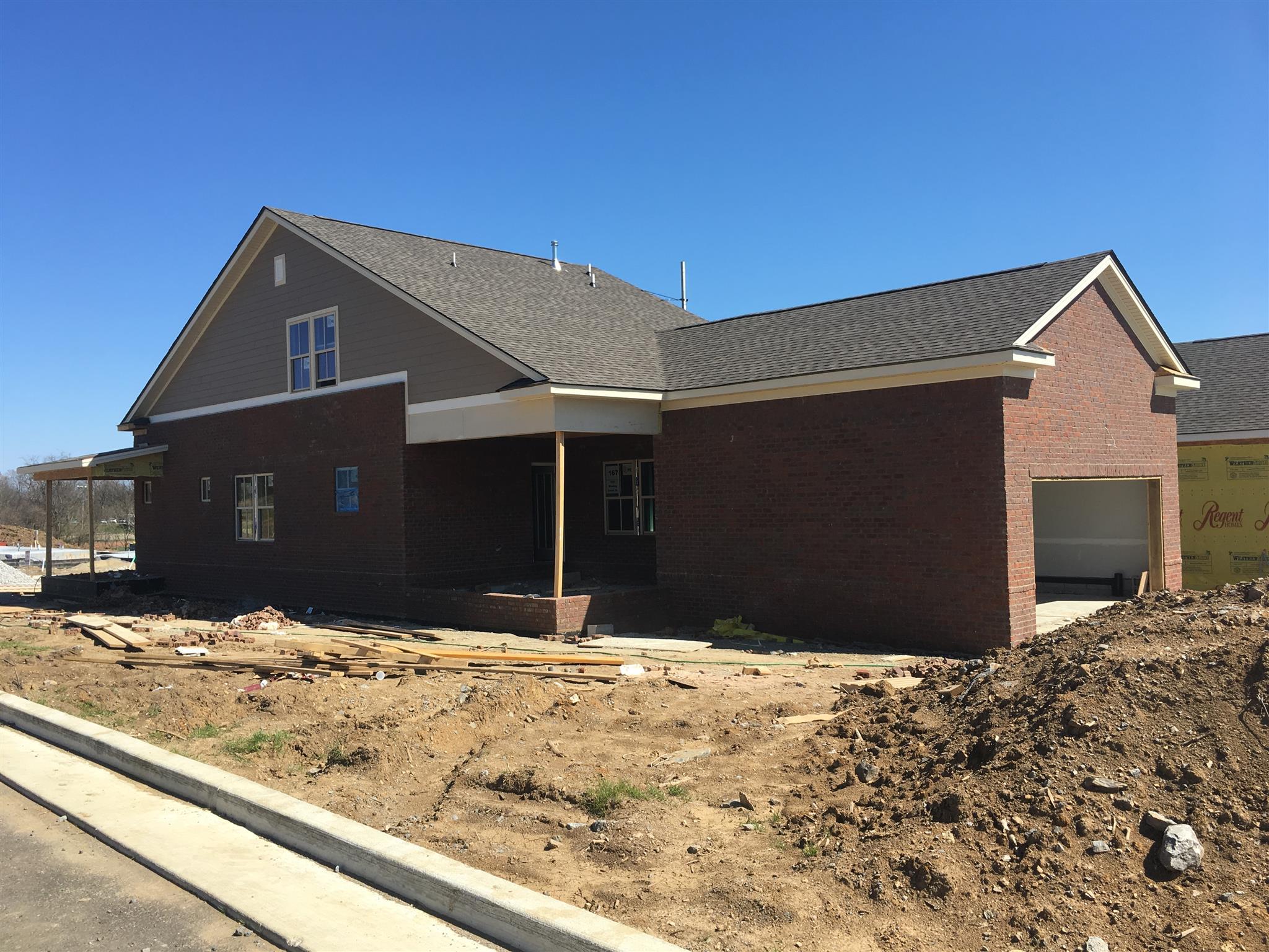 1597 Winding Creek Drive #167, Nolensville, Tennessee