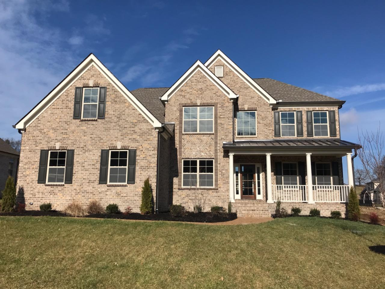 One of Nolensville 4 Bedroom Homes for Sale at 9193 Holstein Drive / Lot 401