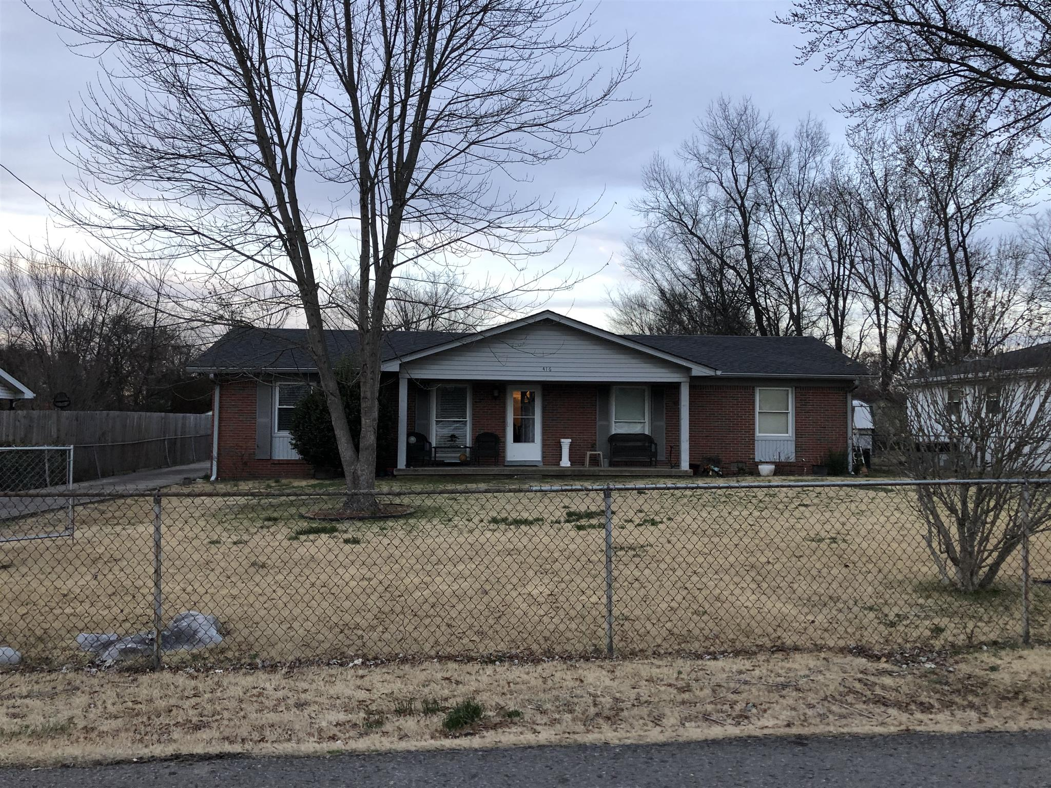 416 Rodney St, Gallatin in Sumner County County, TN 37066 Home for Sale