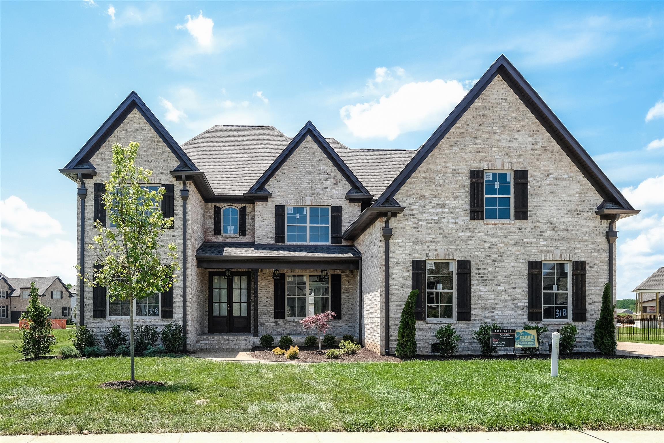4014 Cardigan Ln (Lot 318), Spring Hill, Tennessee