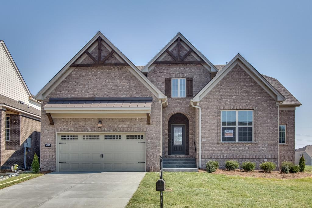 1808 Apperley Drive, Lot 126, Nolensville, Tennessee