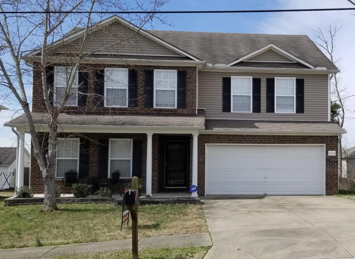 5113 Sunsail Drive Antioch, TN 37013