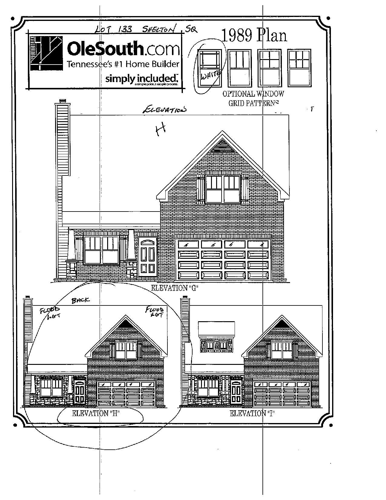 5237 Pointer Place  lot 133, Murfreesboro, Tennessee