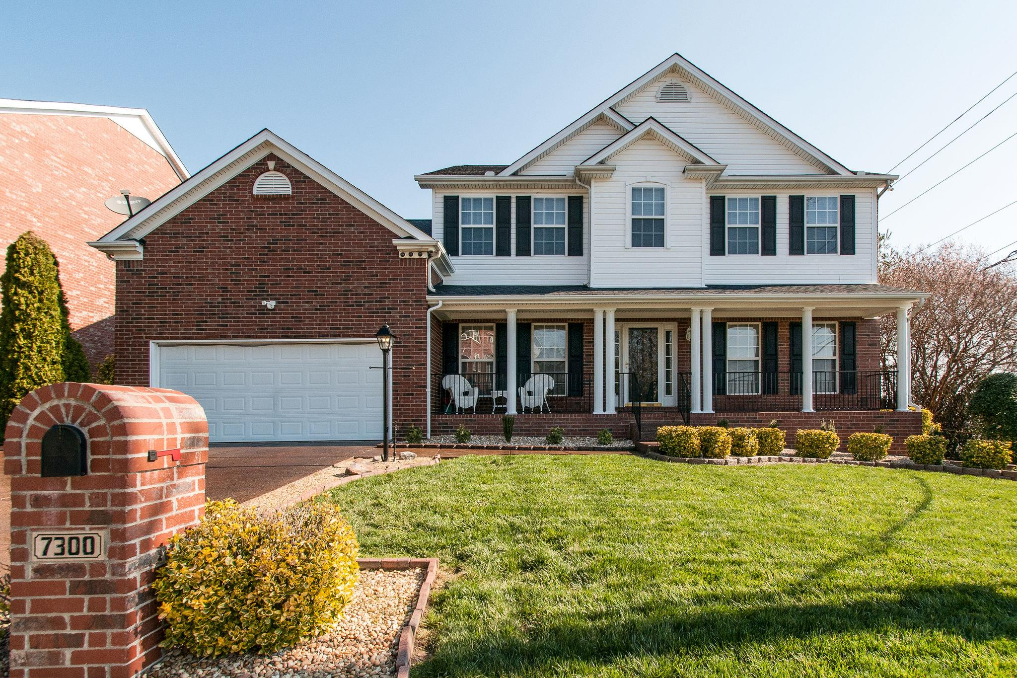 7300 OLMSTED DRIVE, Bellevue, Tennessee