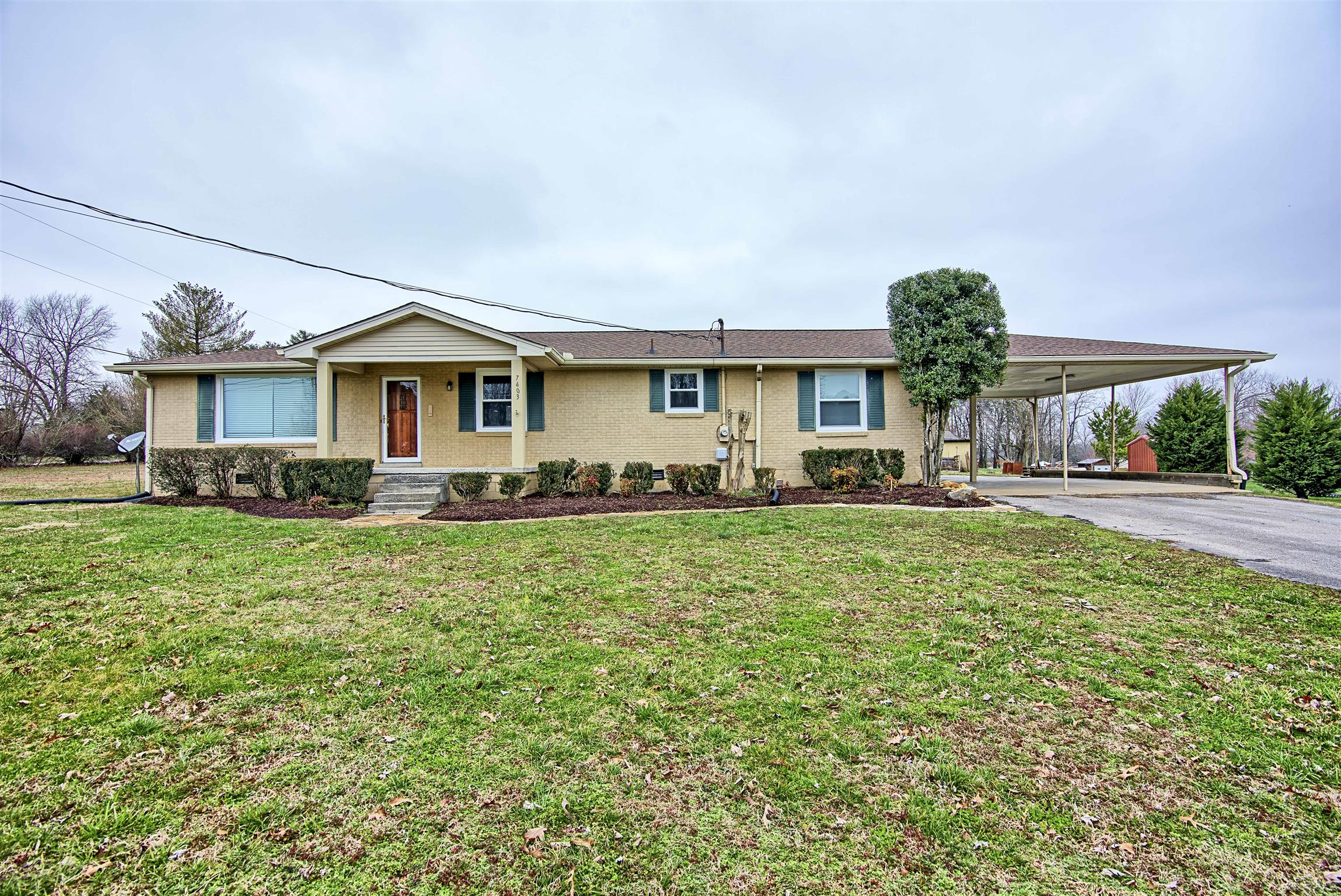 7403 Old Nashville Rd, Fairview in Williamson County County, TN 37062 Home for Sale