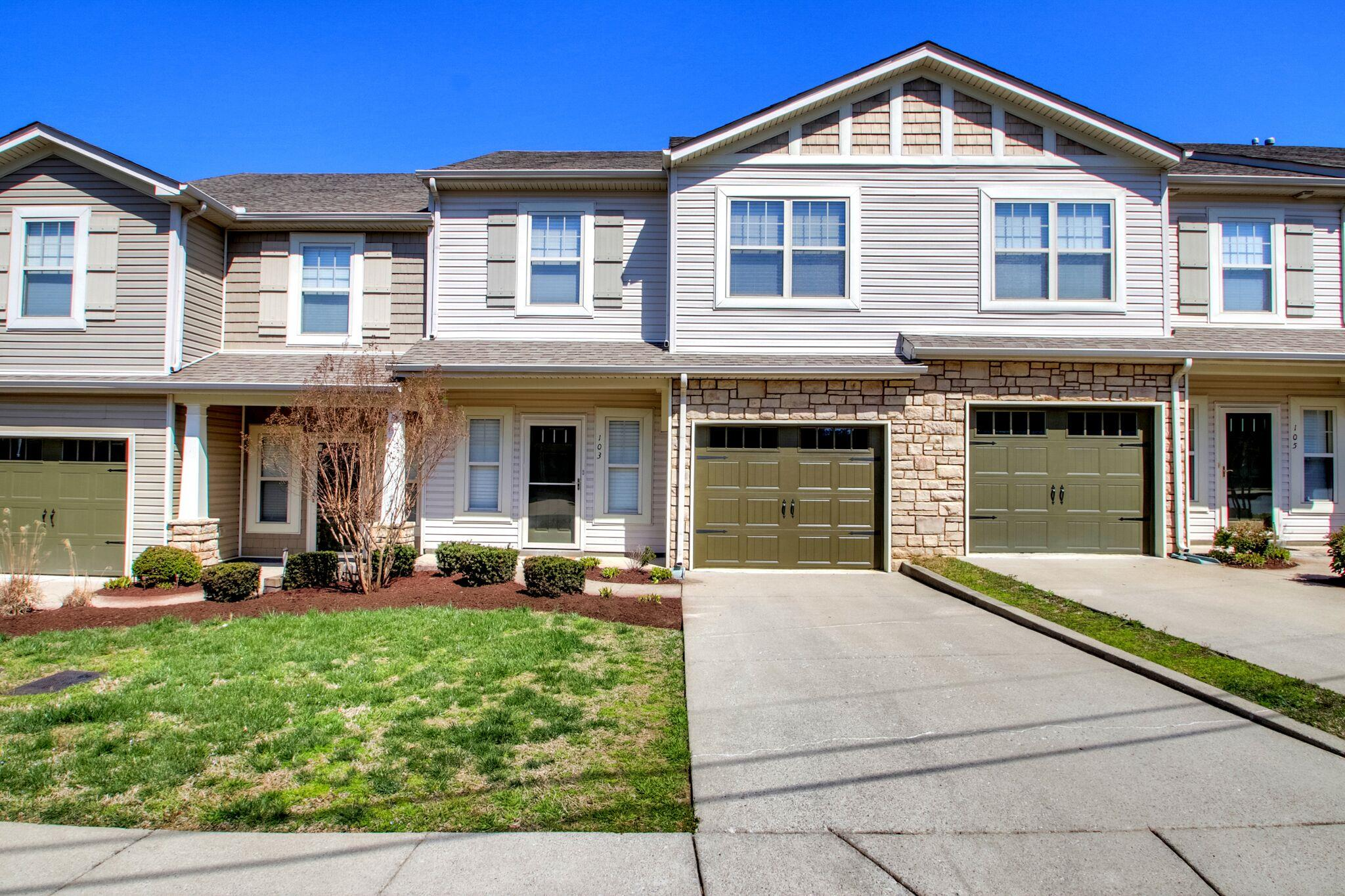 735 Tulip Grove Rd Apt 103, Hermitage in Davidson County County, TN 37076 Home for Sale