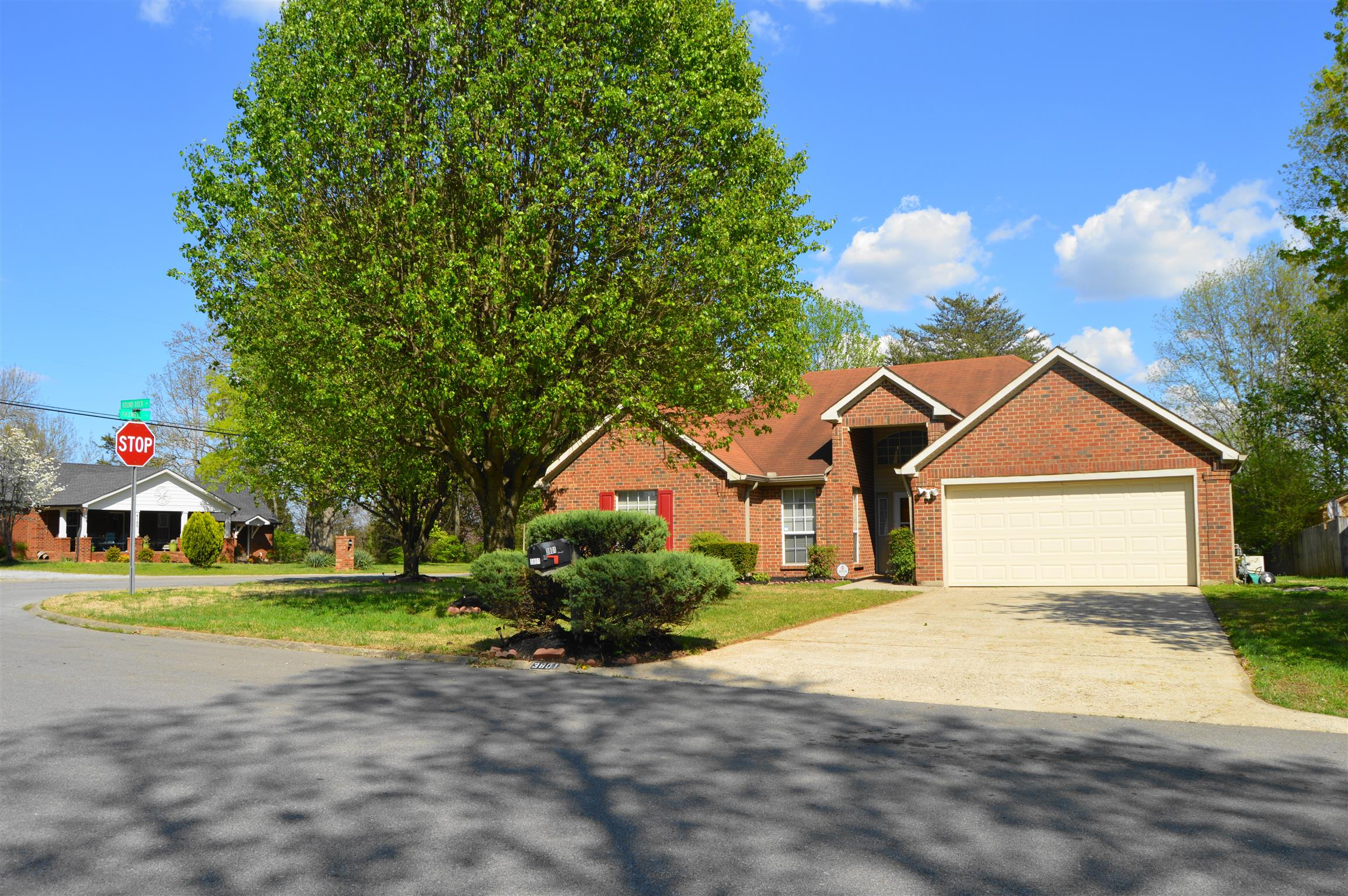 3801 Round Rock Dr, Nashville-Antioch in Davidson County County, TN 37013 Home for Sale